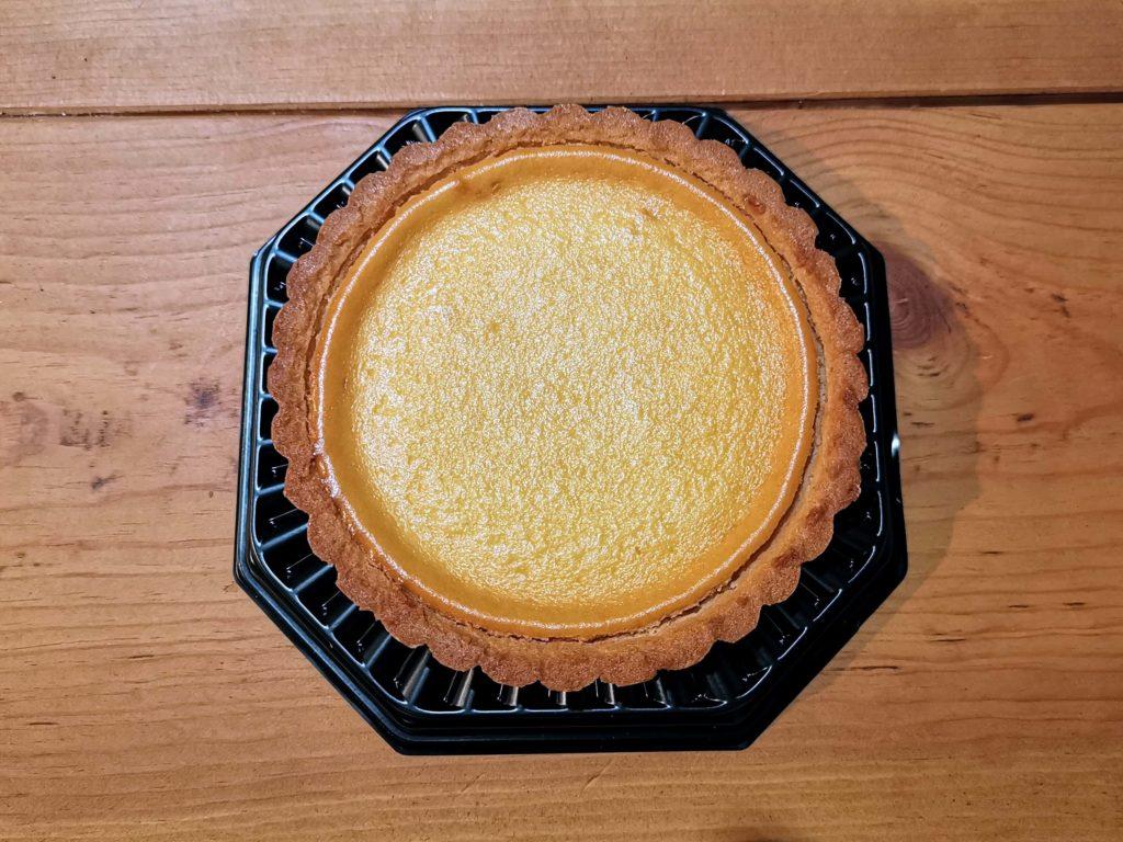 モンテール 窯焼きベイクドチーズタルト (3)