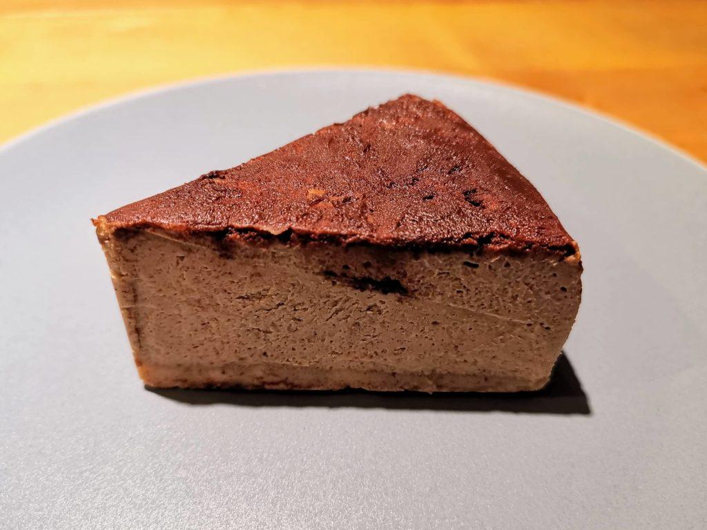 カフェ百時のカプチーノチーズケーキ (8)