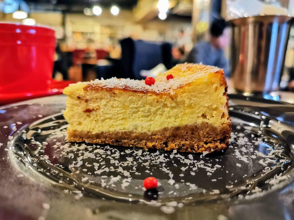 下北沢 7カラーズカフェ チーズケーキ (12)