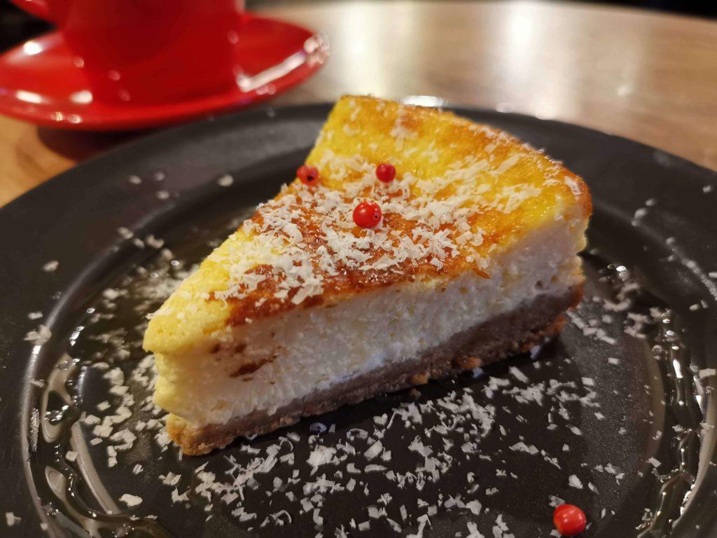 下北沢 7カラーズカフェ チーズケーキ (15)