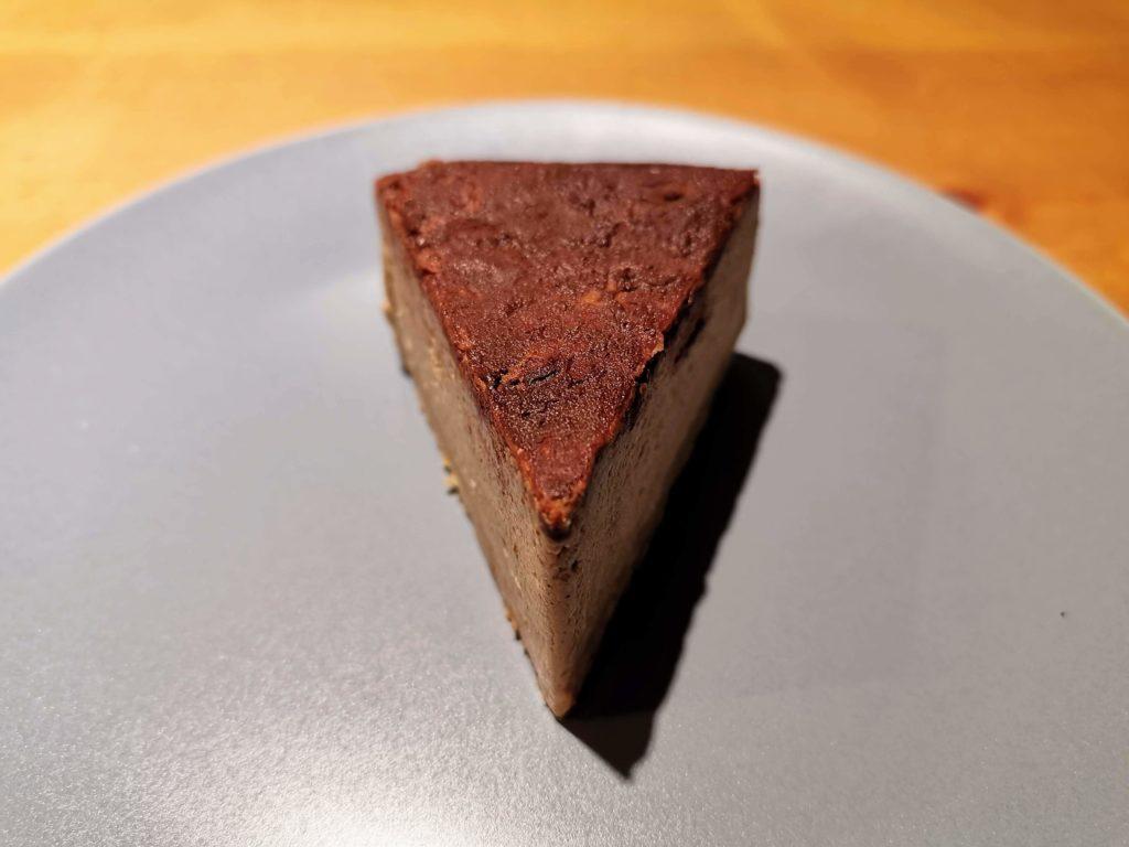 カフェ百時のカプチーノチーズケーキ (4)