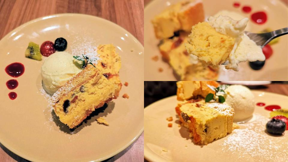 渋谷 Le Bar a Vin 52成城石井 プレミアムチーズケーキ
