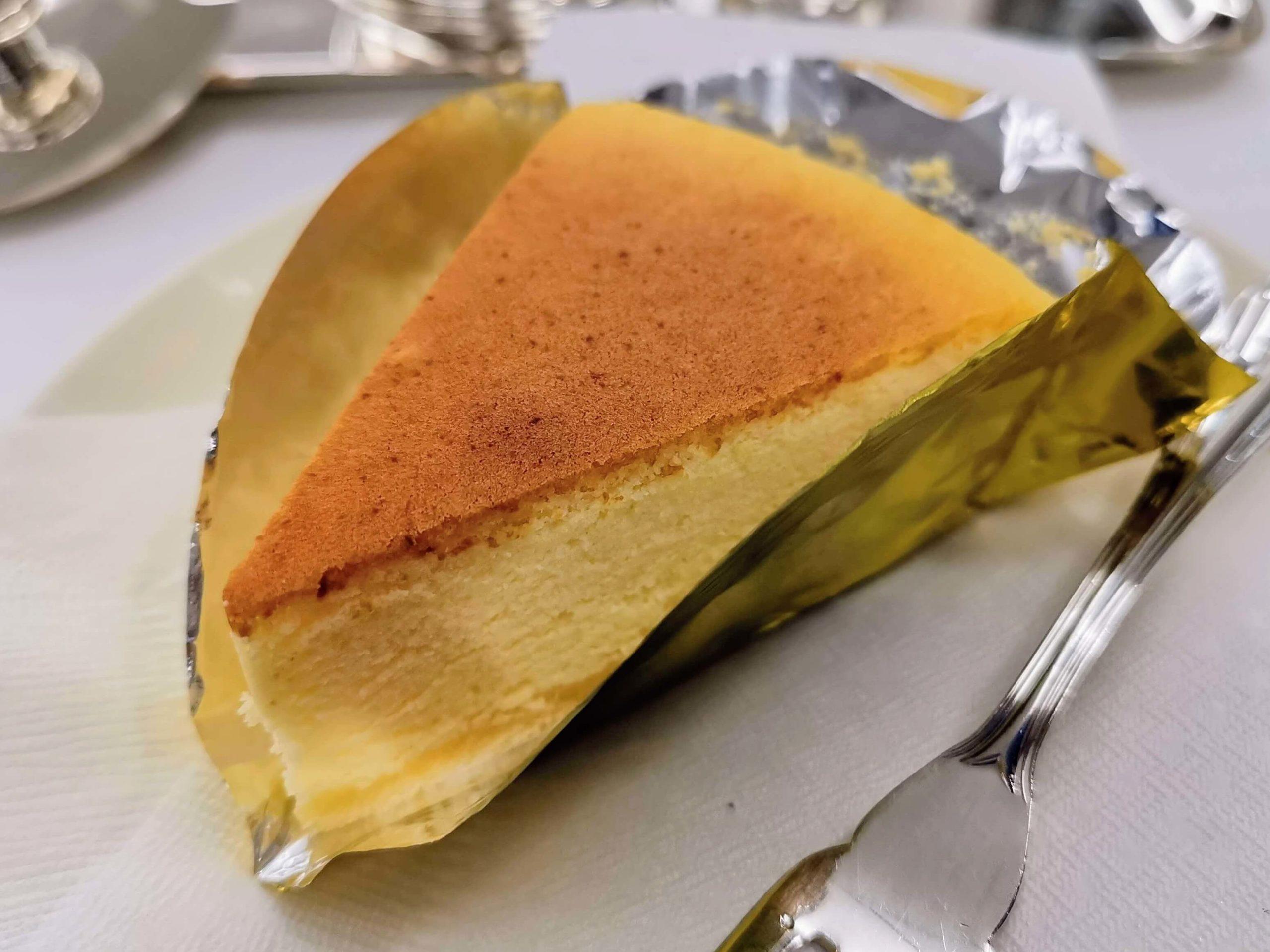 銀座ウエスト チーズケーキ (6)