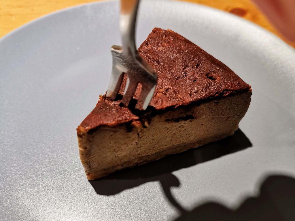 カフェ百時のカプチーノチーズケーキ (5)