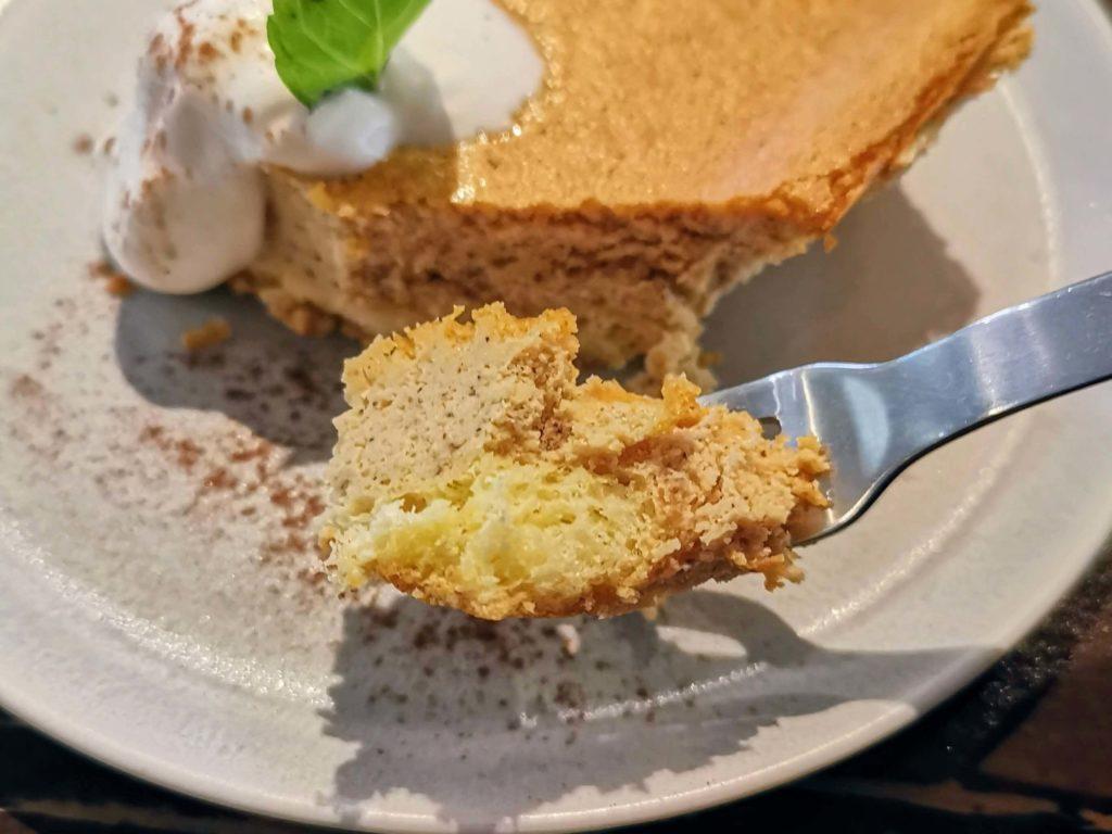 阿波座 Martha daing cafe きなこのチーズケーキ (11)