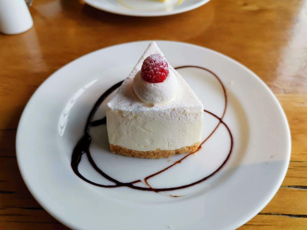 浅草 カフェムルソー レアチーズケーキ (3)