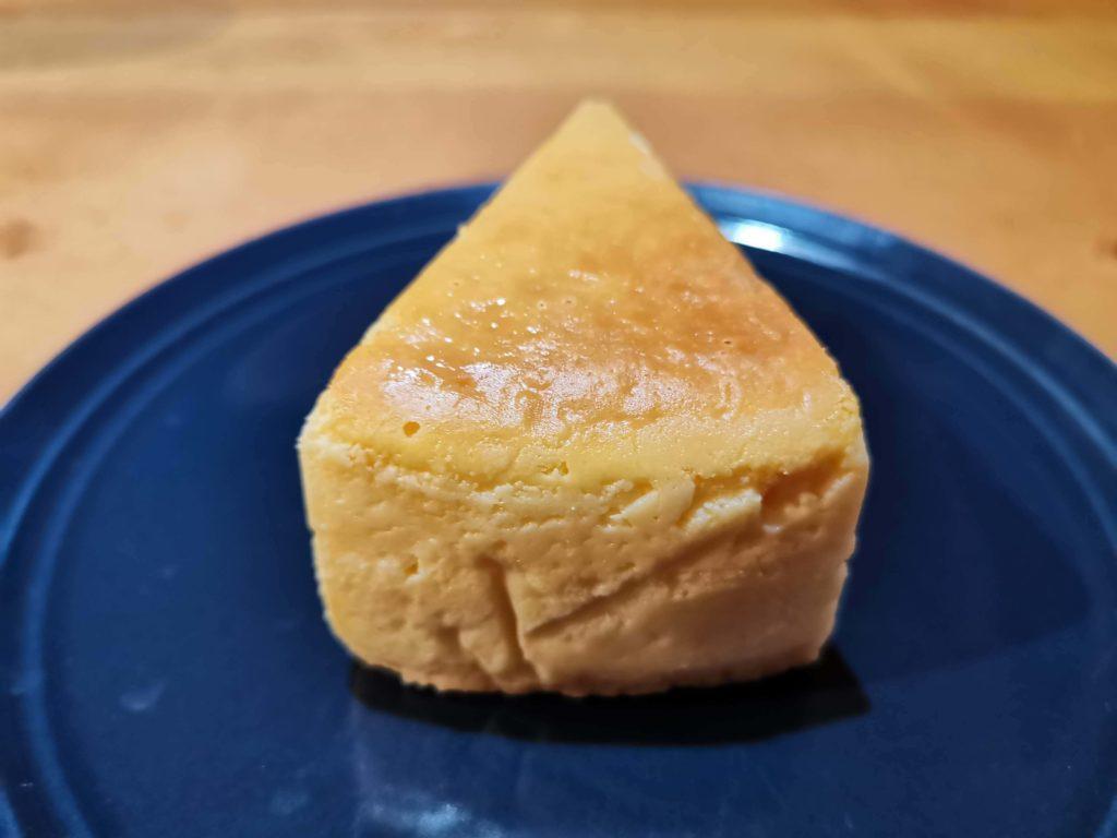 カフェ百時 ニューヨークチーズケーキ (4)