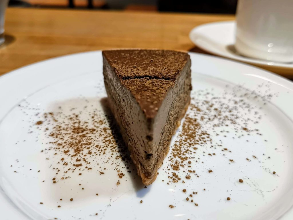 広尾・恵比寿 テネメント ほうじ茶チーズケーキ (8)