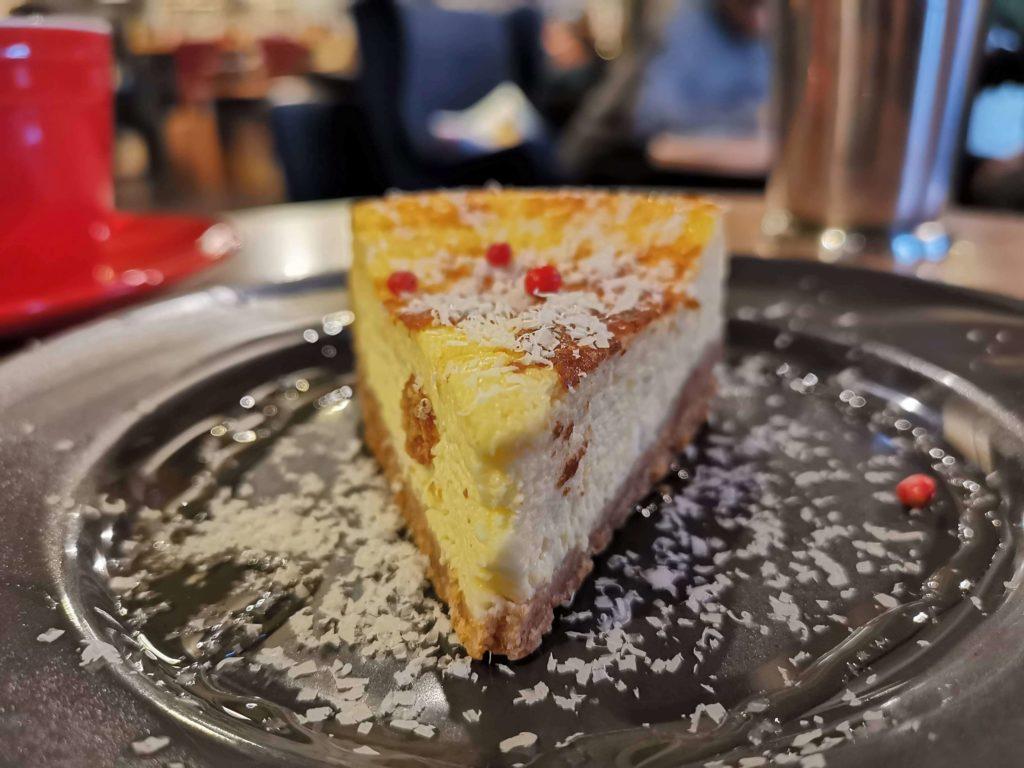 下北沢 7カラーズカフェ チーズケーキ (13)