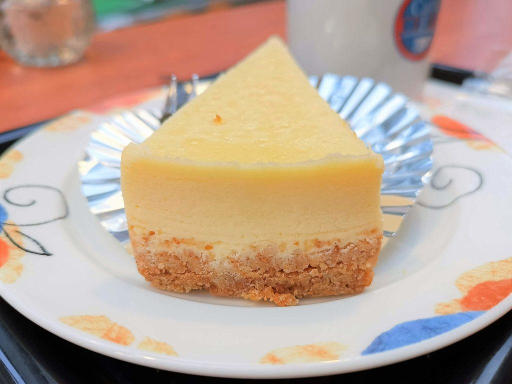 高田馬場 カフェシエロ ニューヨークチーズケーキ (13)