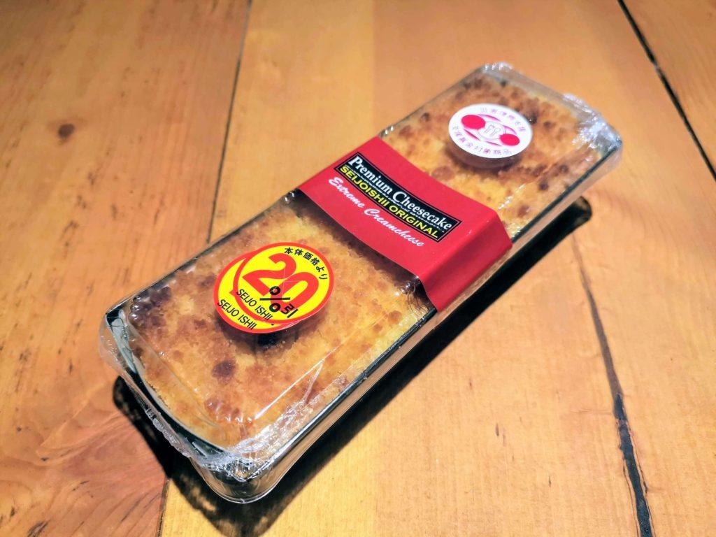 成城石井 プレミアムチーズケーキ (2)
