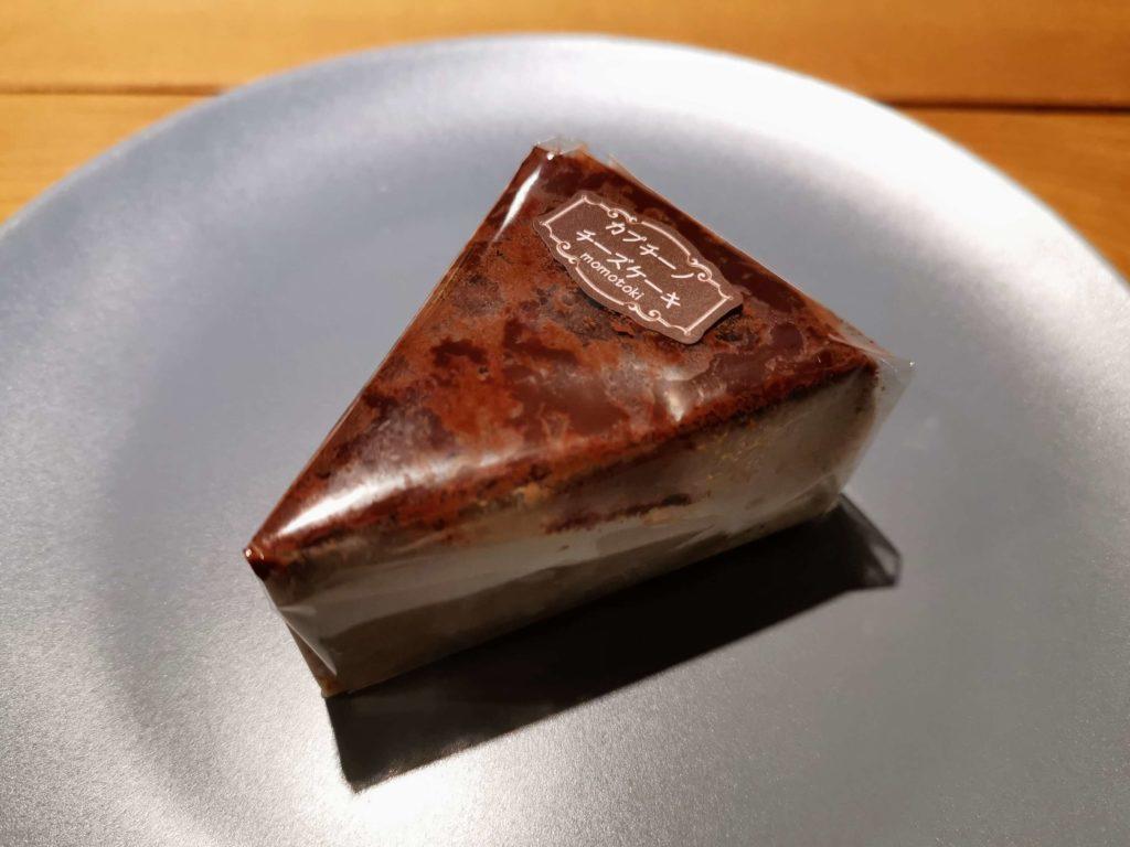 カフェ百時のカプチーノチーズケーキ (2)