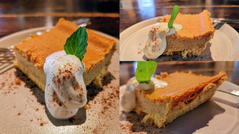 阿波座 Martha daing cafe きなこのチーズケーキ (15)