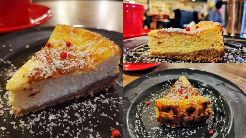 下北沢 7カラーズカフェ チーズケーキ (10)