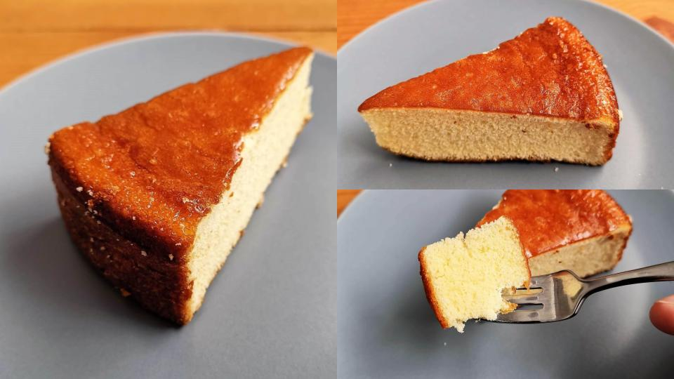 コープベーカリー コープみらい チーズケーキ