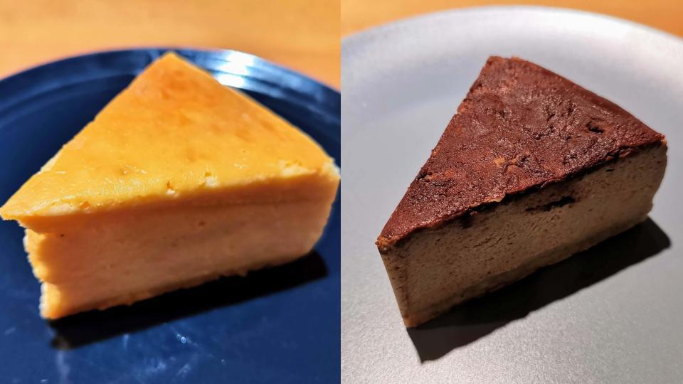 カフェ百時 チーズケーキ