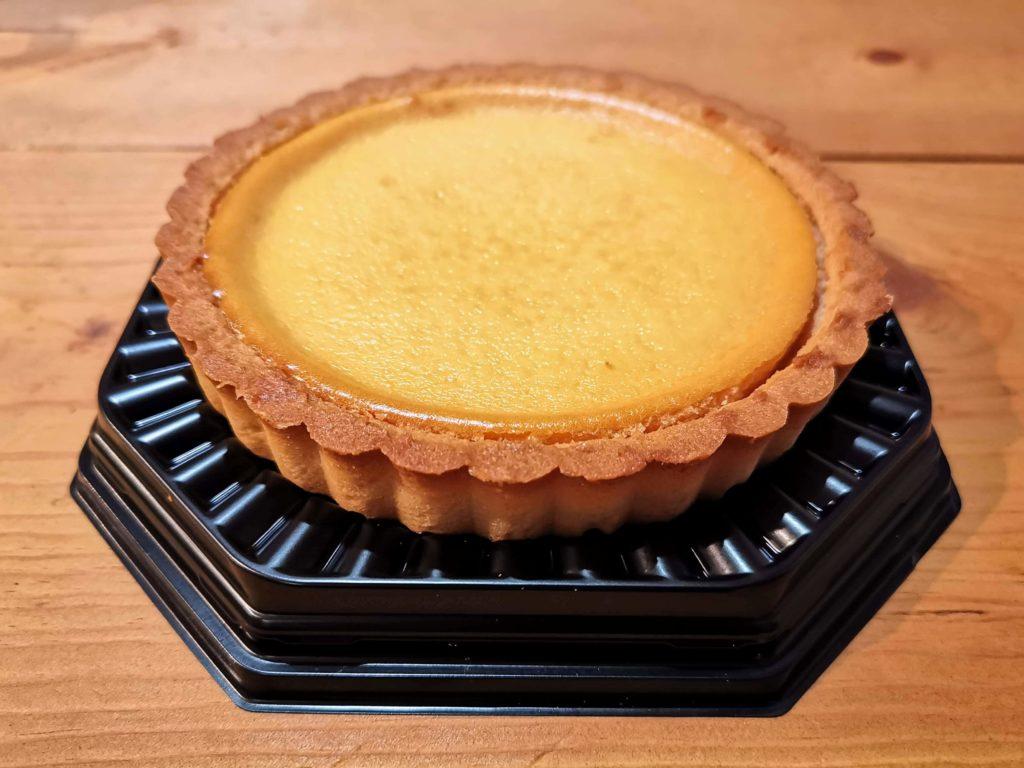モンテール 窯焼きベイクドチーズタルト (4)