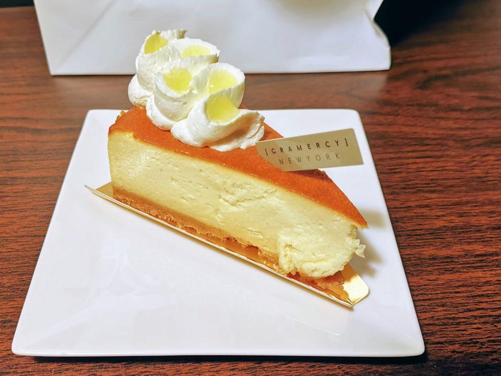 グラマシーニューヨーク(GRAMERCY NEWYORK) ニューヨークチーズケーキ (8)_R