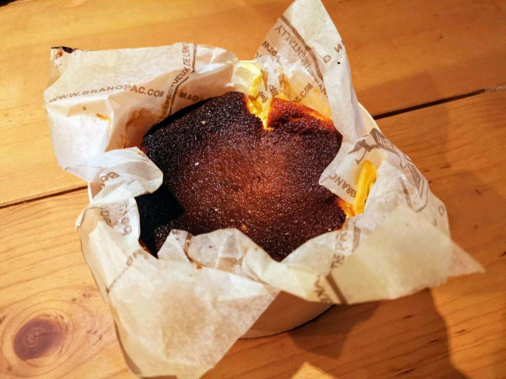 バスクチーズケーキ レーブドゥシェフ (8)