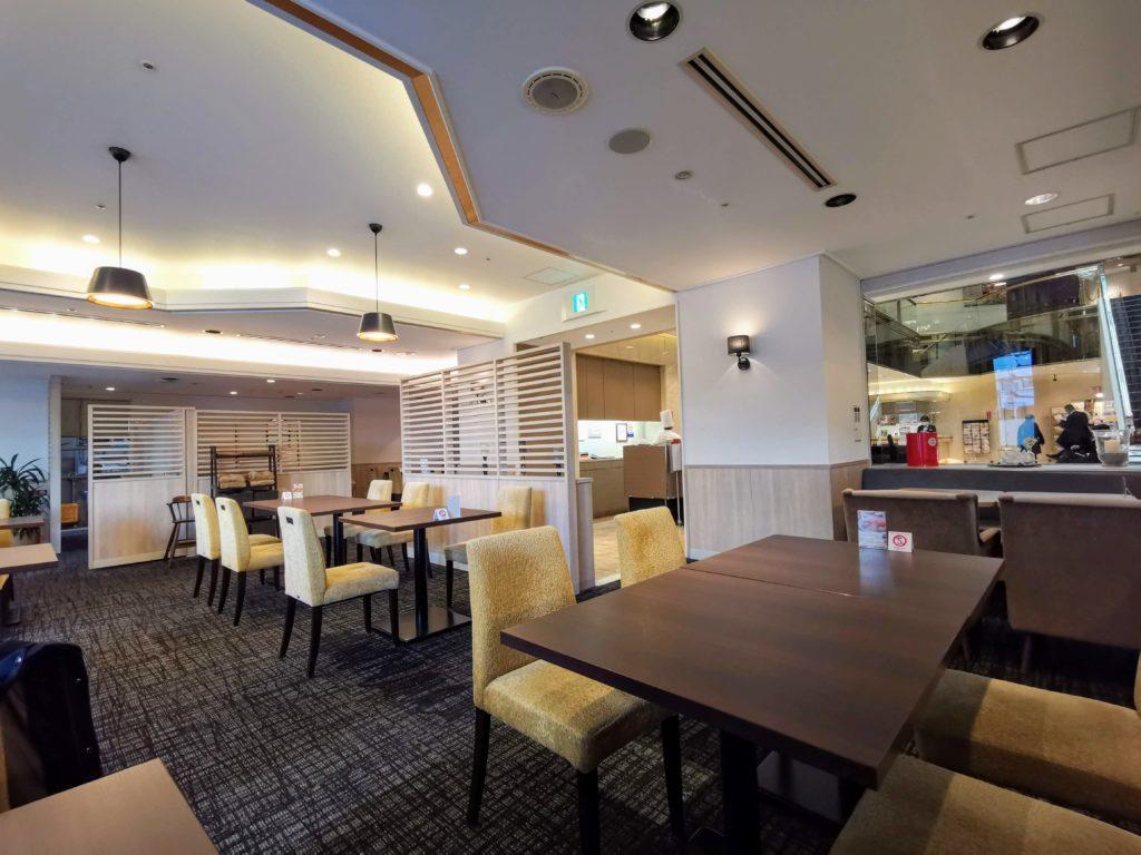 カフェ・ド・パリ(新大阪ワシントンホテルプラザ) (3)