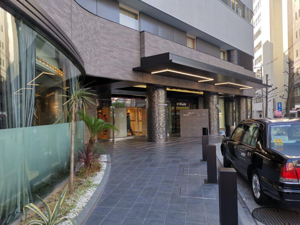 カフェ・ド・パリ(新大阪ワシントンホテルプラザ) (2)