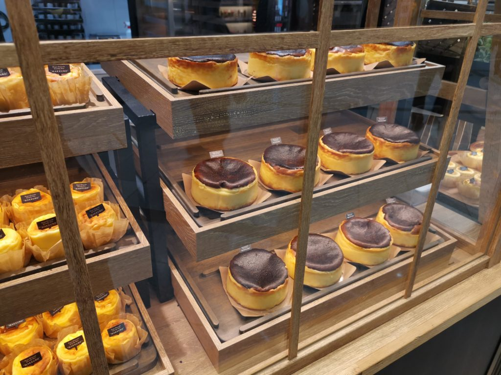 Makkuro バスクチーズケーキ (4)