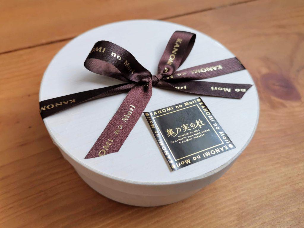 果乃実の杜 バスクチーズケーキ (2)