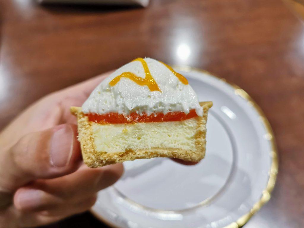 モロゾフ 沖縄アップルマンゴーのレアチーズケーキ ミニ (2)