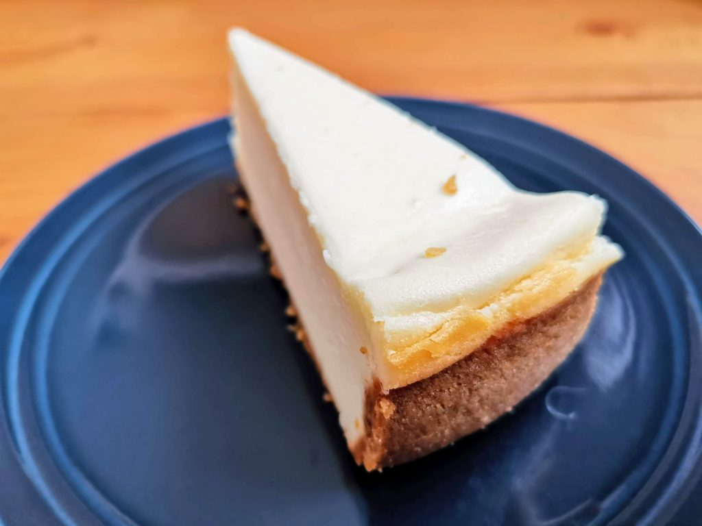 成城石井 ビストロプレーンチーズケーキ (2)