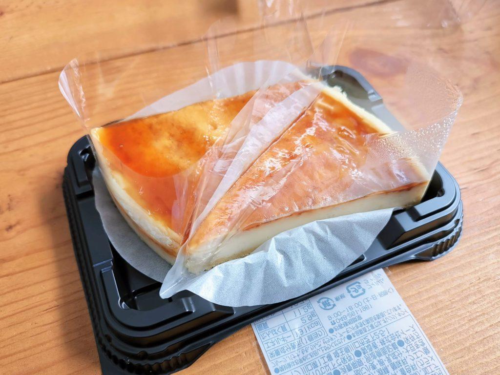 イーストナイン バスクチーズケーキ (5)