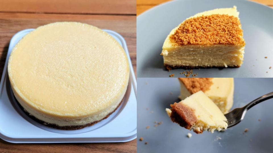 パパジョンズ ニューヨークチーズケーキ