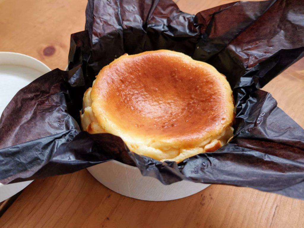 果乃実の杜 バスクチーズケーキ (4)