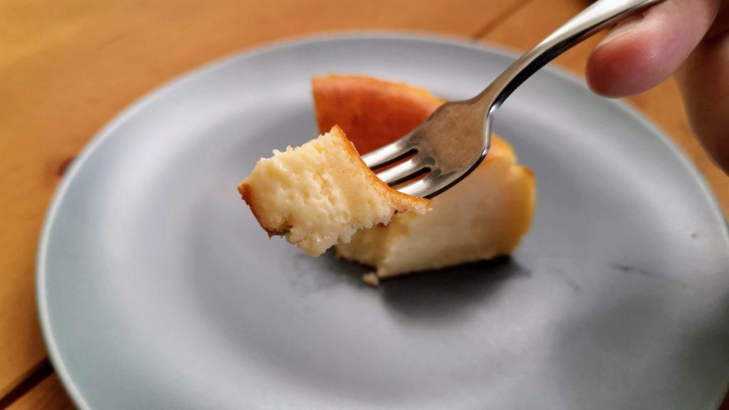 菓乃実の杜 バスクチーズケーキ (13)