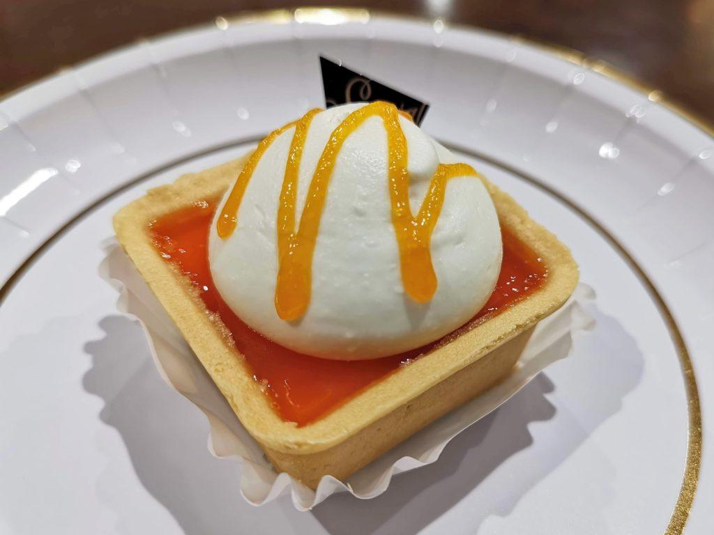モロゾフ 沖縄アップルマンゴーのレアチーズケーキ ミニ (5)