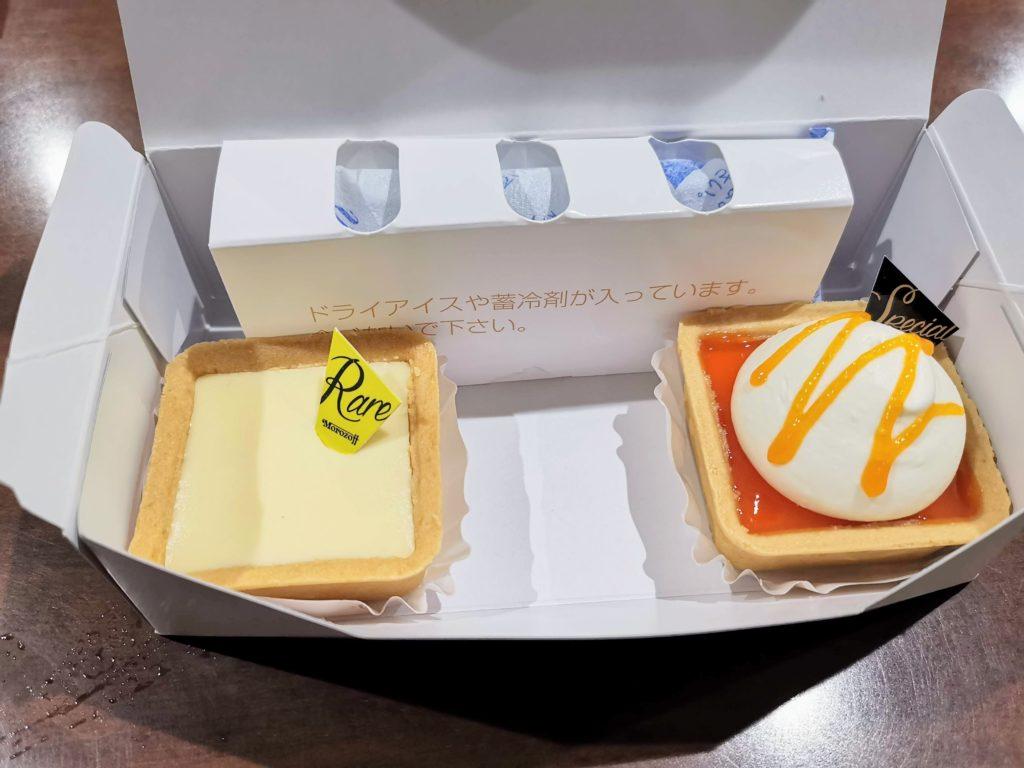 モロゾフ レアチーズケーキミニ