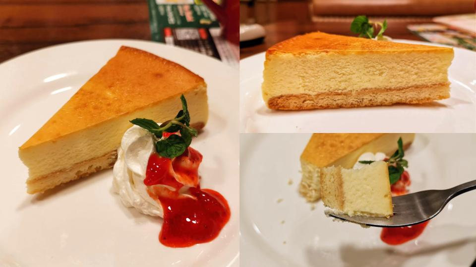 ジョナサン ベイクドチーズケーキ (1)