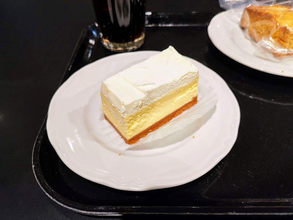 東京駅 丸の内GARDEN HOUSE CAFE チーズケーキ