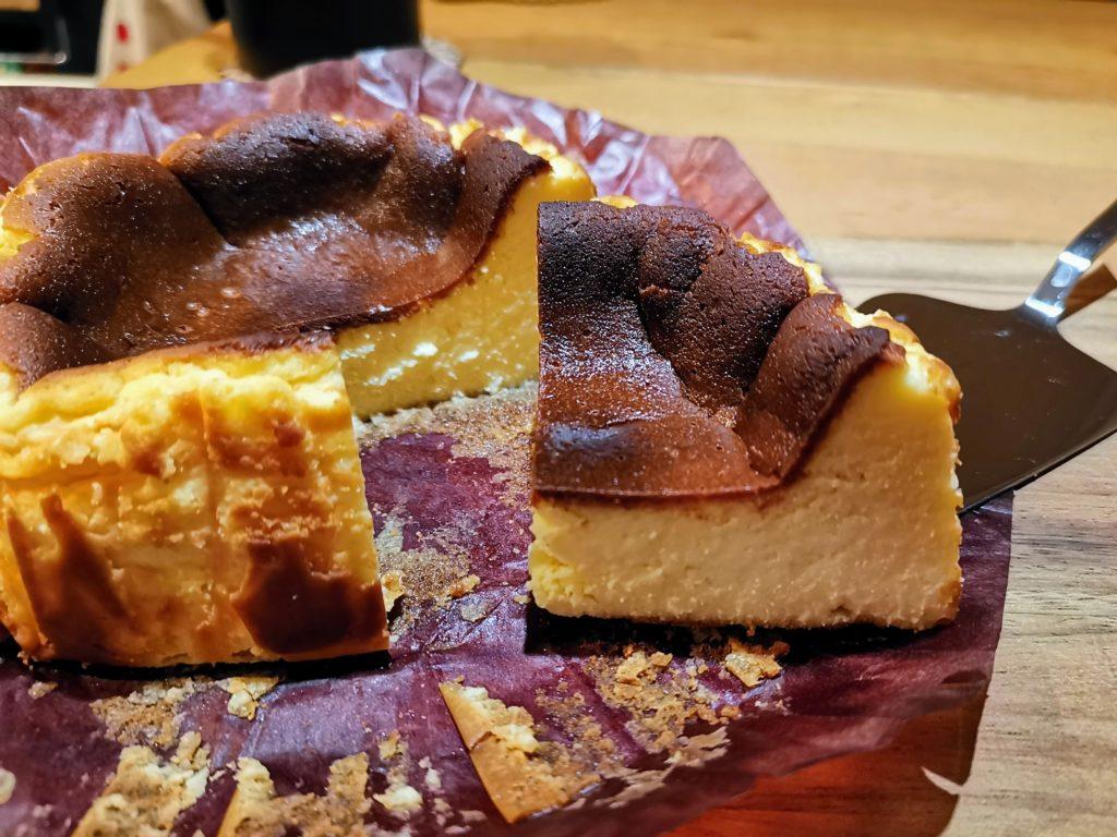 Oisix バスクチーズケーキ (8)