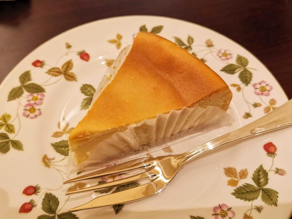 新宿 cafe amati(カフェ アマティ) チーズケーキ