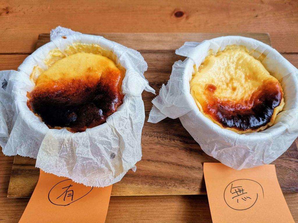チーズケーキの検証 (4)