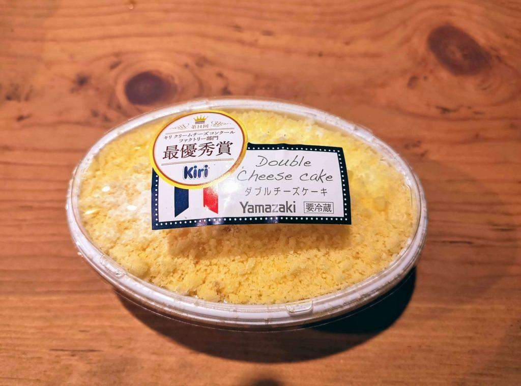 山崎製パン ダブルチーズケーキ (2)