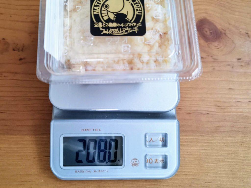 三代目茂蔵 とうふ工場直売所 豆腐と2種類のチーズで作った生チーズケーキ (22)