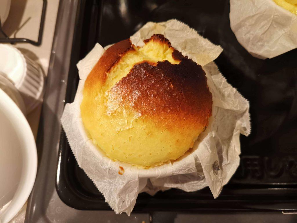 チーズケーキの検証 (2)