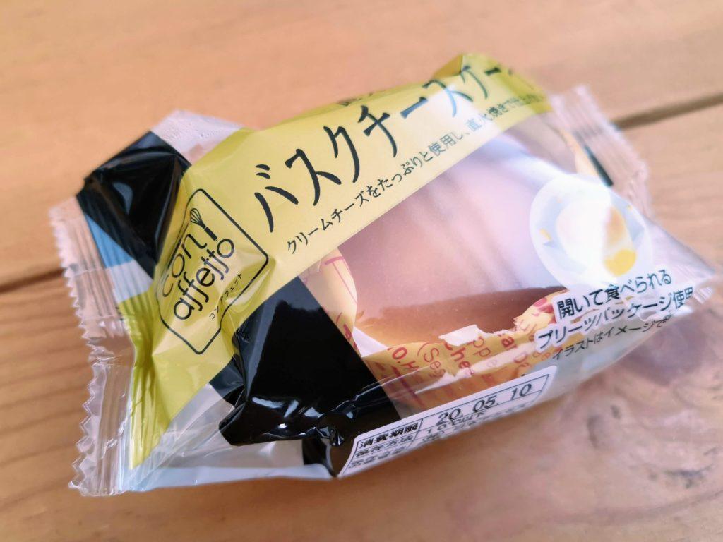 イーストナイン 直火焼バスクチーズケーキ (3)