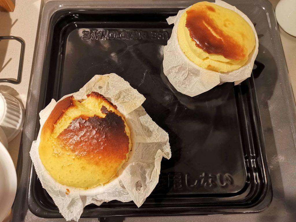 チーズケーキの検証 (1)