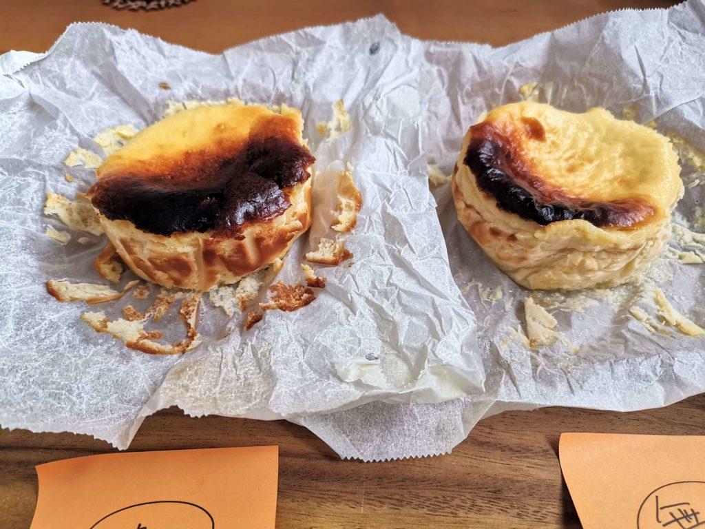 チーズケーキの検証 (5)
