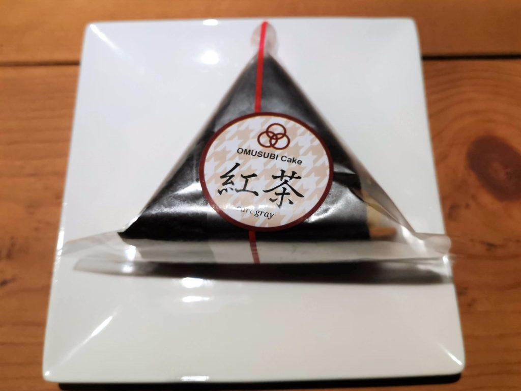 おむすびケーキ 紅茶 (3)