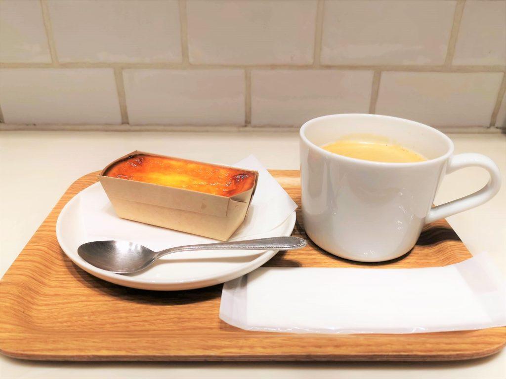 東京えんとつcafe クラシックチーズケーキ (4)