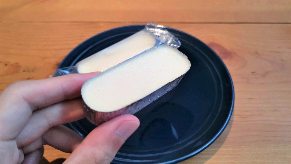 おこデパ カマンベールチーズケーキ (13)
