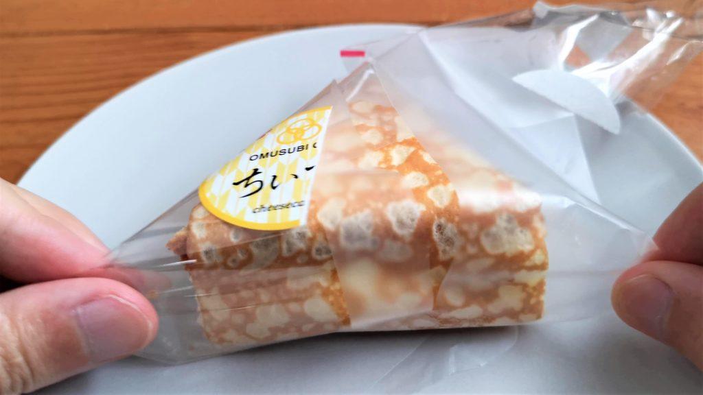 おむすびケーキ ちいず (9)